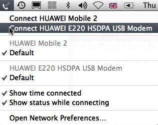 huawei e220 hsdpa connect
