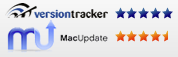 versiontracker macupdate ratings