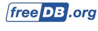 freedb cddb logo