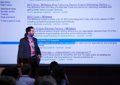 Rand Fishkin Google