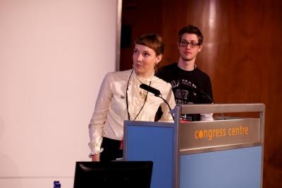 Leonie Wharton Andy Davies Web Design for SEO 140