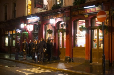 LondonSEO Evening at the Plough 204