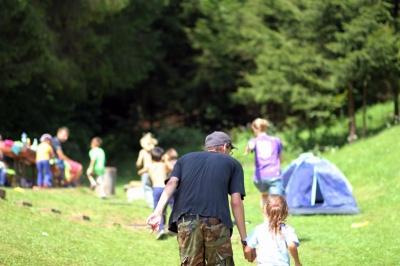 Navrat Camp in Hronec 2011