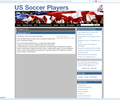 Case Study: US Soccer Players Typepad to WordPress Move
