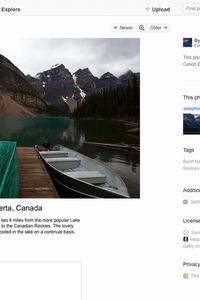 Flickr-License-Case-Study-Screenshot
