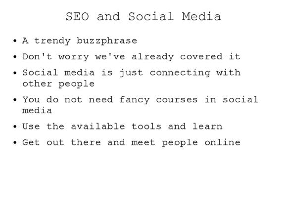 SEO and WordPress 13