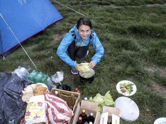 09 anna making salad
