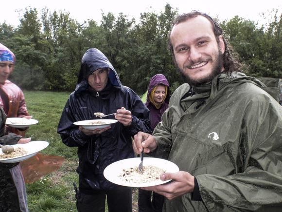 11 rainy morning oatmeal