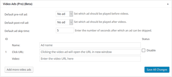 video ads 1