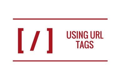 Using URL Tags