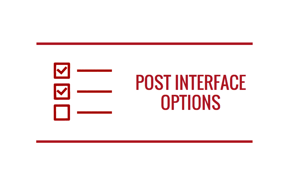 post-interface-options