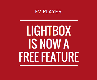 Lightbox Now for Everyone!