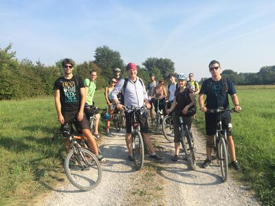 Team Building 2016: Cycling Trip Along the Danube