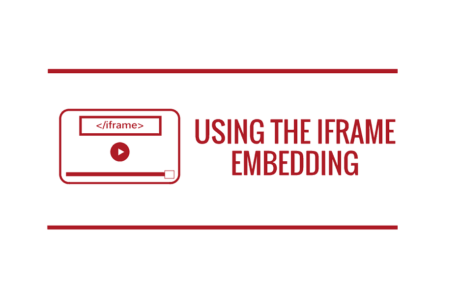 using-the-iframe-embedding
