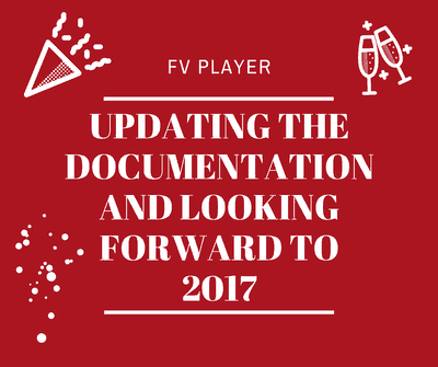 Updating the Documentation and Looking Forward to 2017