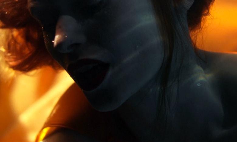 Damien Krisl - Amphitrite, Underwater Goddess