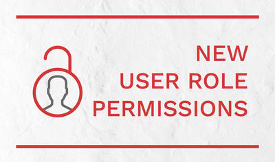 New Contributor and Author user permissions