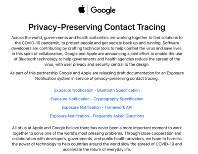 Should iPhone users trust Apple's promises about the iOS 13.5 Contact Tracing API?