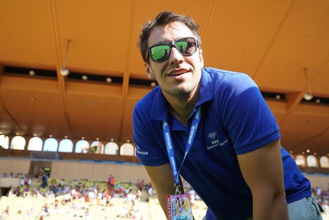 Matthew Quine of Vinco Sport Ltd and runjumpthrow.com