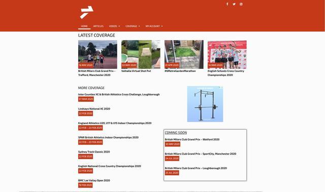 runjumpthrow.com website