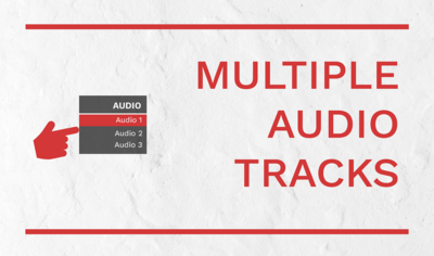 How to Use Multiple Audio Tracks with FV Player