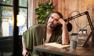 VOW: Russell Brand on Apple Surveillance